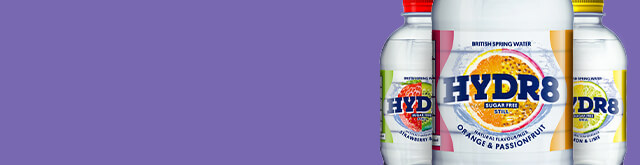 Hydr8 Flavoured