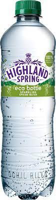 Highland Spring Eco Sparkling Bottle